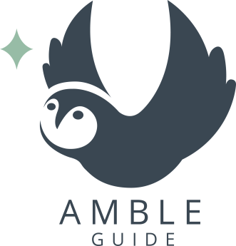 Amble Guide Logo